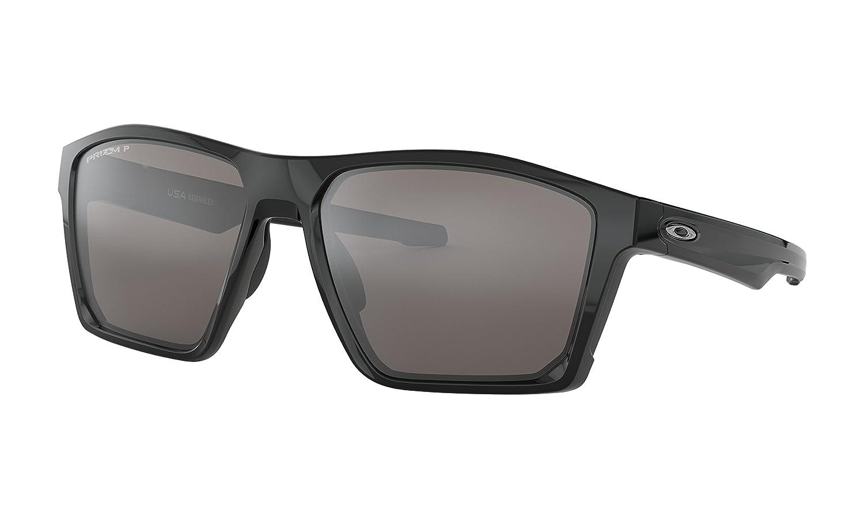 [オークリー] OAKLEY サングラス Targetline ターゲットライン (OO9397) [並行輸入品] B07QBBBRZK フレーム: Polished Black / レンズ: Prizm Black Polarized  フレーム: Polished Black / レンズ: Prizm Black Polarized