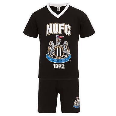 Newcastle United FC - Pijama corto para hombre - Producto oficial ...