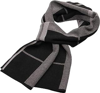 Battercake Herren Schal Classic Herbst Winter Warme Bequem Scarf Bequeme Weiches Casual Fashion Business Gentleman Herrenschal