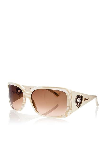Chopard Gafas de sol SCH-065S-09P9 crema: Amazon.es: Ropa y ...