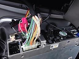 AUX-Adapter 3,5mm Klinke für Renault mit Carminat Radio