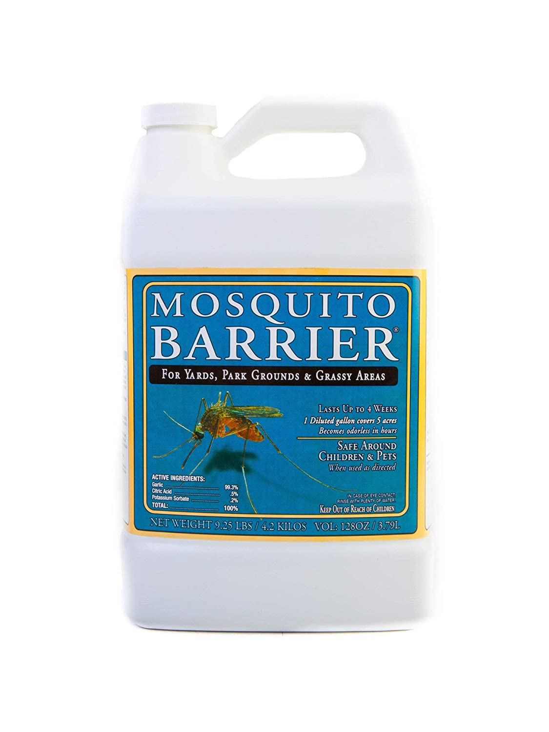 Top 5 Best Mosquito Yard Sprays 2020 Review Pest Strategies