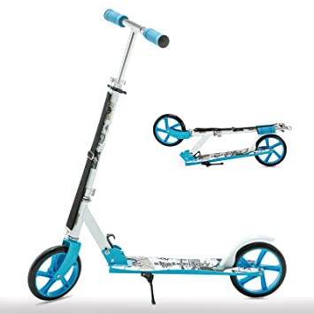 UEnjoy Scooter Kick Scooter Niños Pedal cityroller ...