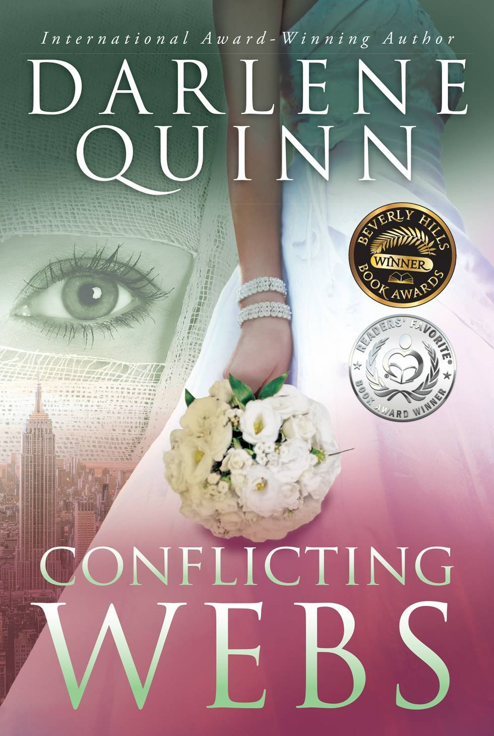 Conflicting Webs: Book 5 of the Webs Series pdf