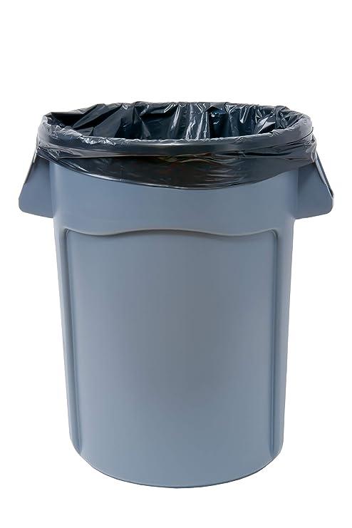 Amazon.com: Plastico 55-60 Gallon - Bolsas de basura (3 ml ...