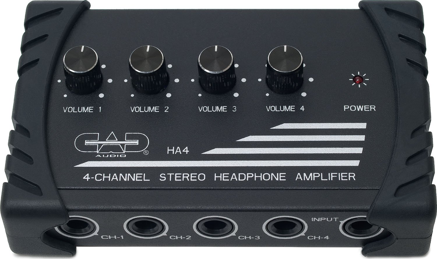 Cad Audio Ha4 4 Channel Stereo Headphone Amplifier Radio Wiring Diagram Musical Instruments