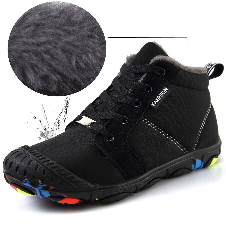 LINGTOM Kids Winter Snow Boots ETXD SKWN-1