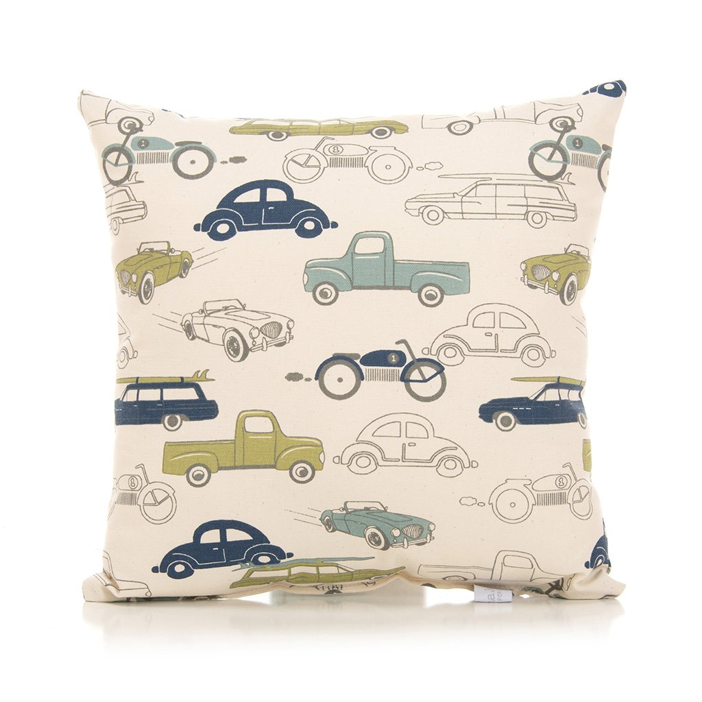 Sweet Potato Pillow Cars, Uptown by Sweet Potatoes