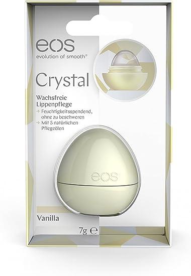 EOS Crystal Lip Balm Vanilla: Amazon.es: Belleza
