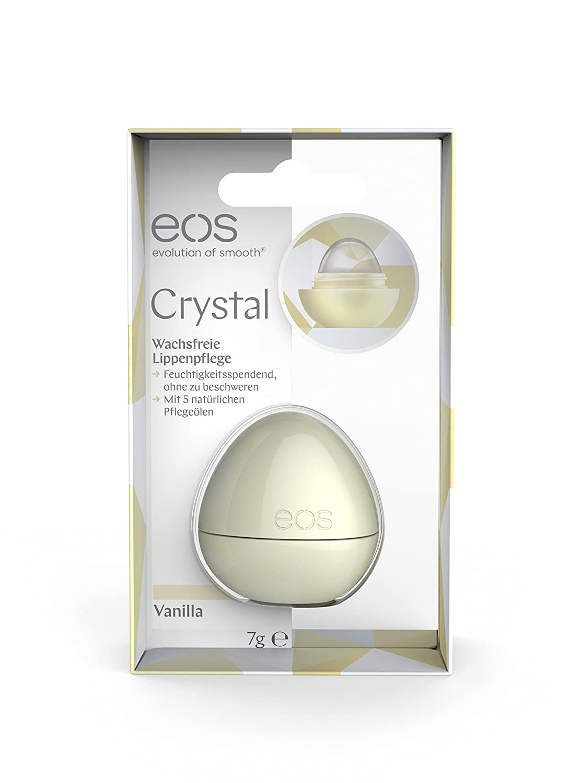 EOS Crystal Lip Balm Vanilla 31534