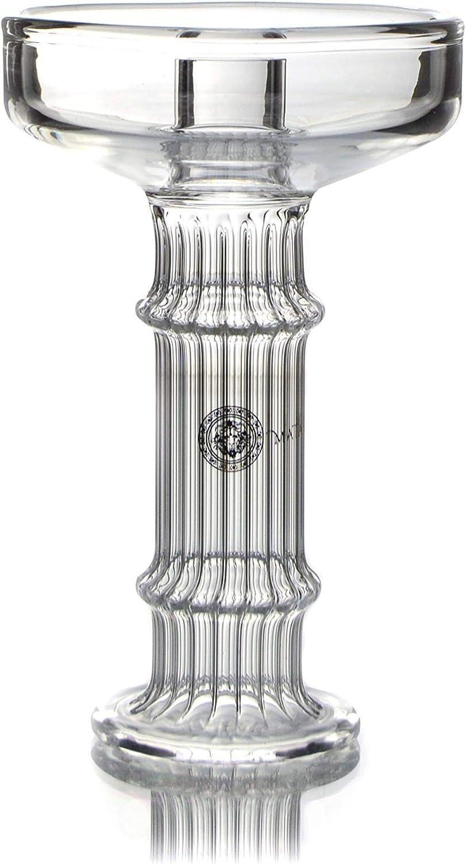 MATA LEON Premium - Cabezal de cristal para pipa de agua