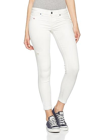 Womens Livier-Ankle Pantaloni Skinny Jeans Diesel Outlet Best Wholesale IiQ49L7jg