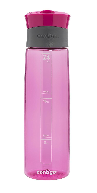 Contigo AUTOSEAL Water Bottle, 24 Ounces, Blue WBB100A06ZCN
