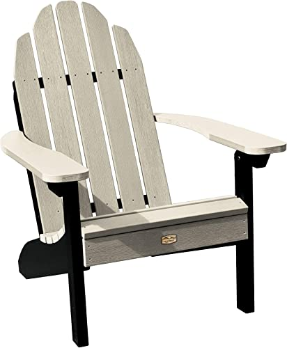 Elk Outdoors EO-CLAS1-VAP The Essential Adirondack Chair, Vapor