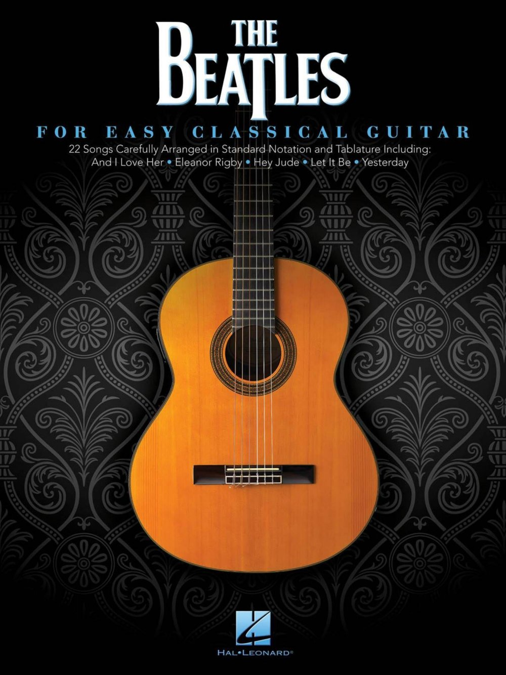 Amazon Hal Leonard The Beatles For Easy Classical Guitar With