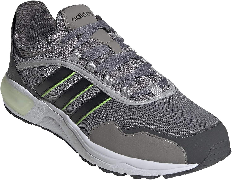 Adidas Herren 9tis Runner Sneaker Gripal Negbás Grisei