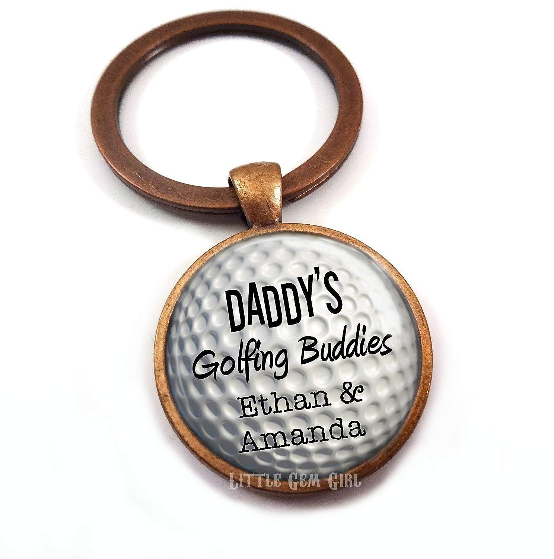 AMANDA Keyring Keychain Key Fob