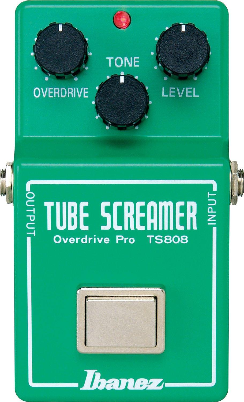 Ibanez Tubescreamer Overdrive Pro TS808 Tube Screamer Overdrive Pro  B000T4SI1K