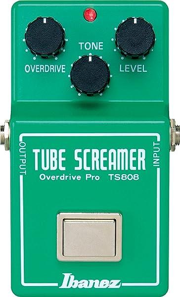 tube screamer ts9 vs ts808