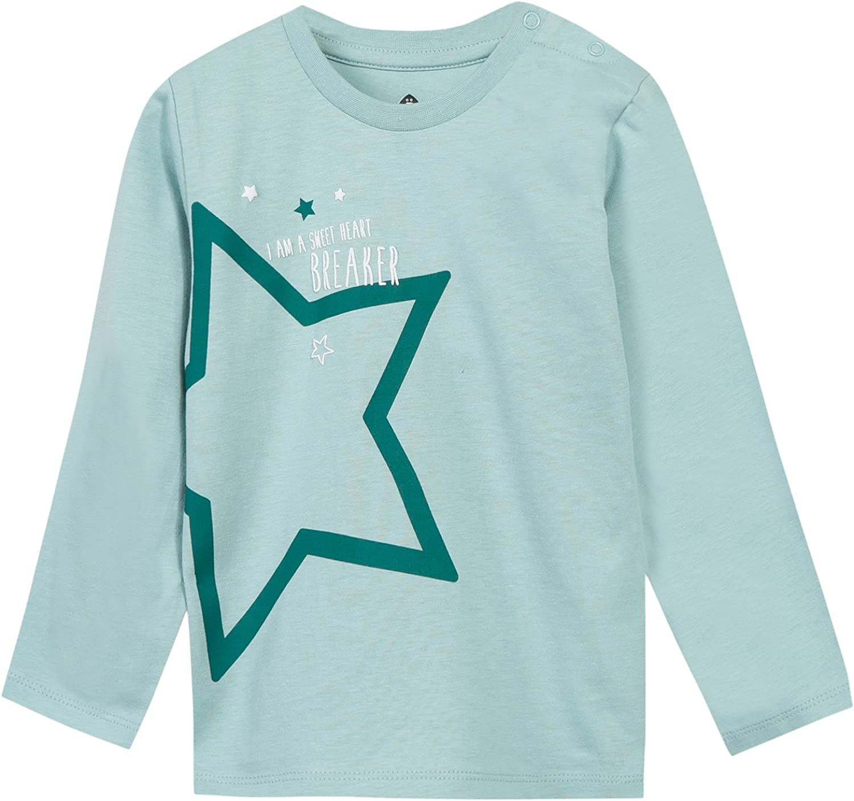 Shirt /Étoile Lagune B/éb/é gar/çon Grain de Bl/é T