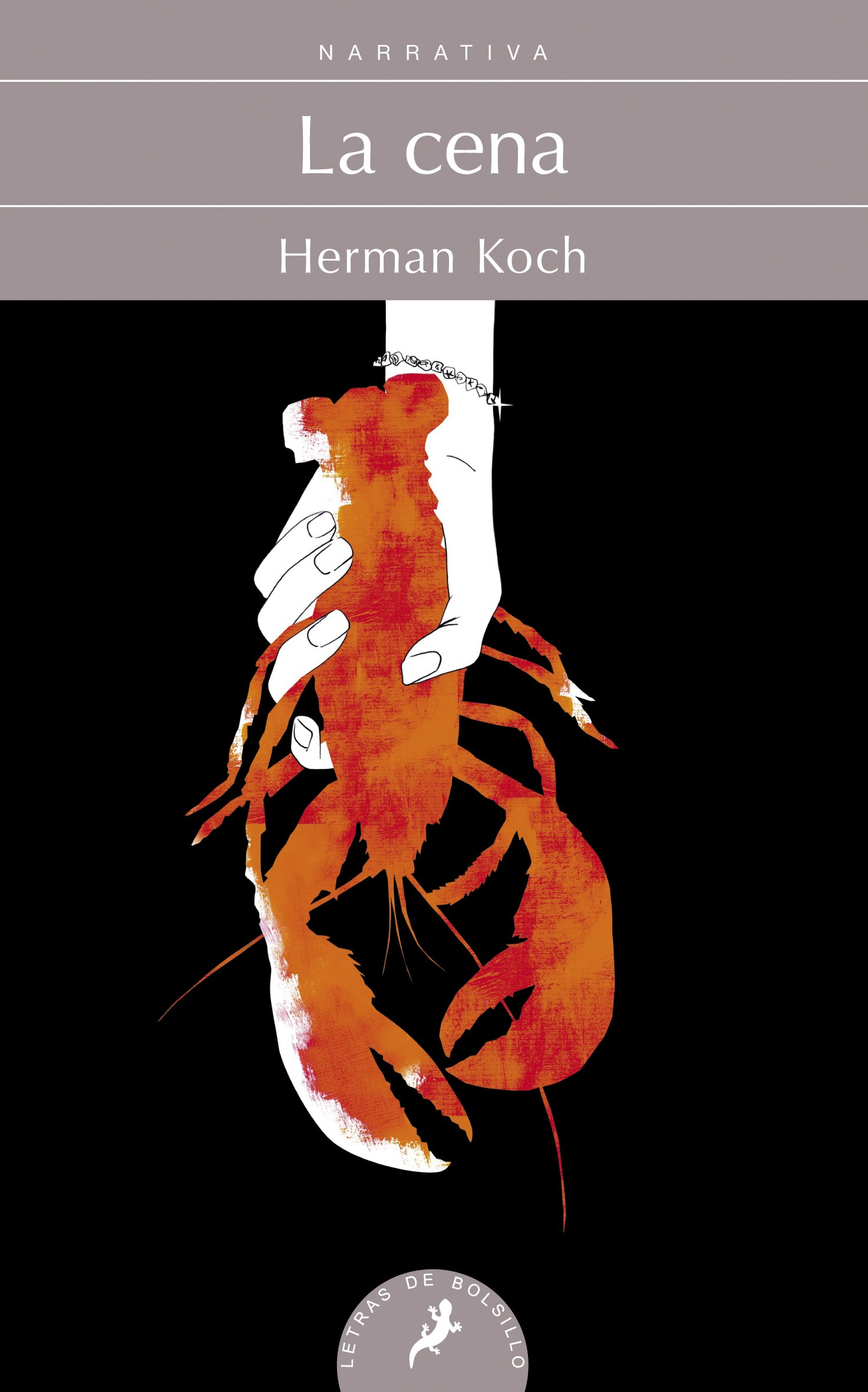La cena (Narrativa) (Spanish Edition)