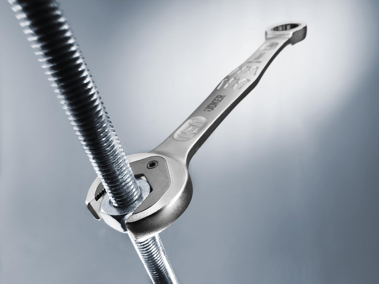 Wera 4013288167323 Wera 05073272001 Ratcheting Combination Wrench Joker 12x170.7mm