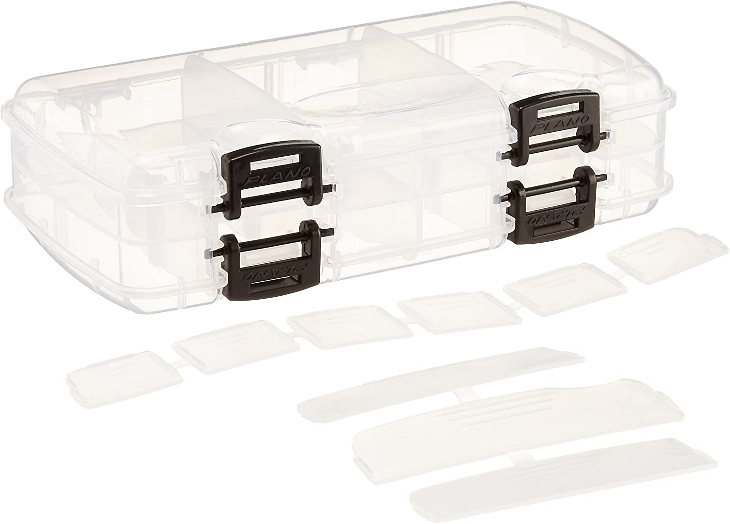 Plano 3450-23 Double-Sided Tackle Box, Premium Tackle Storage: Sports & Outdoors
