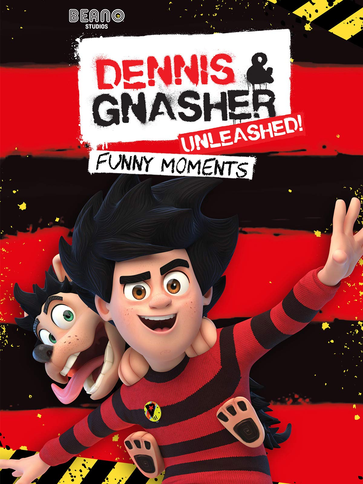 Clip: Dennis & Gnasher: Unleashed! Christmas Funny Moments!