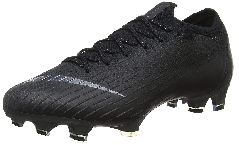 b245d2b6d Amazon.com | Nike Men's Mercurial Vapor 360 Elite FG Soccer Cleats  (Black/Black) | Soccer