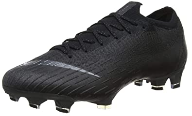 e59ec6ec1fa Nike Men s Mercurial Vapor 360 Elite FG Soccer Cleats (Black Black) (8