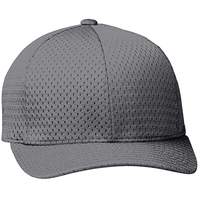 a1c58385 Flexfit Athletic Mesh - Structured Hat, Silver