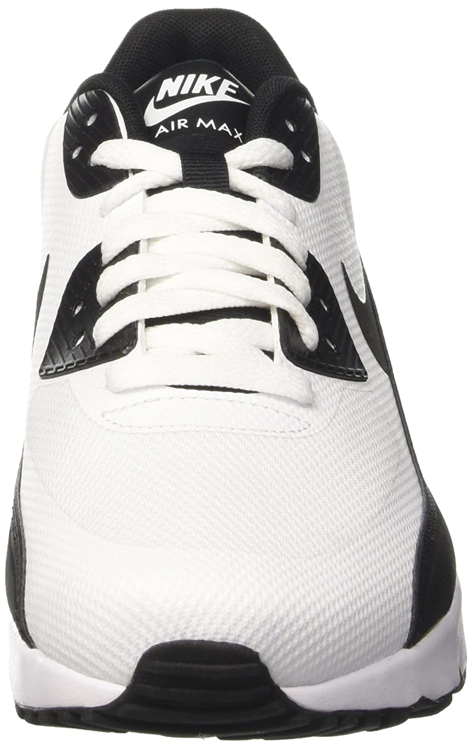 31a5aa8699 Amazon.com | Nike AIR MAX 90 Ultra 2.0 Essential Mens Running-Shoes 875695-100_10  - White/Black-White | Road Running