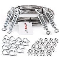 Seilwerk STANKE - Cable de acero trenzado galvanizado