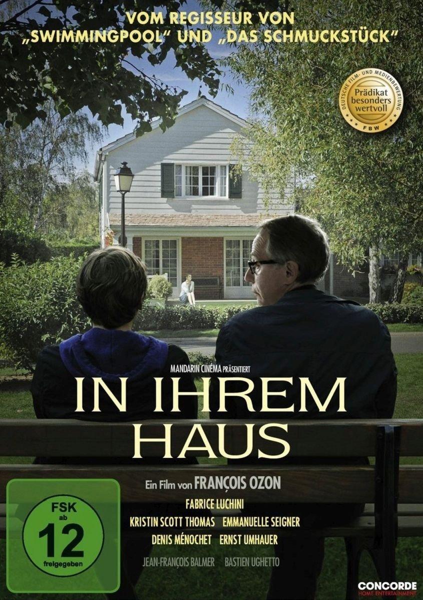 In ihrem Haus: Amazon.de: Fabrice Luchini, Ernst Umhauer, Kristin ...