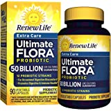Renew Life - Ultimate Flora Probiotic Extra Care - 50 billion - 90 vegetable capsules