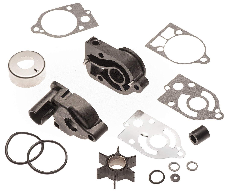 Mercury Water Pump Impeller Rebuild Kit 30 35 40 45 50 60 65 70 Hp  46-77177A3