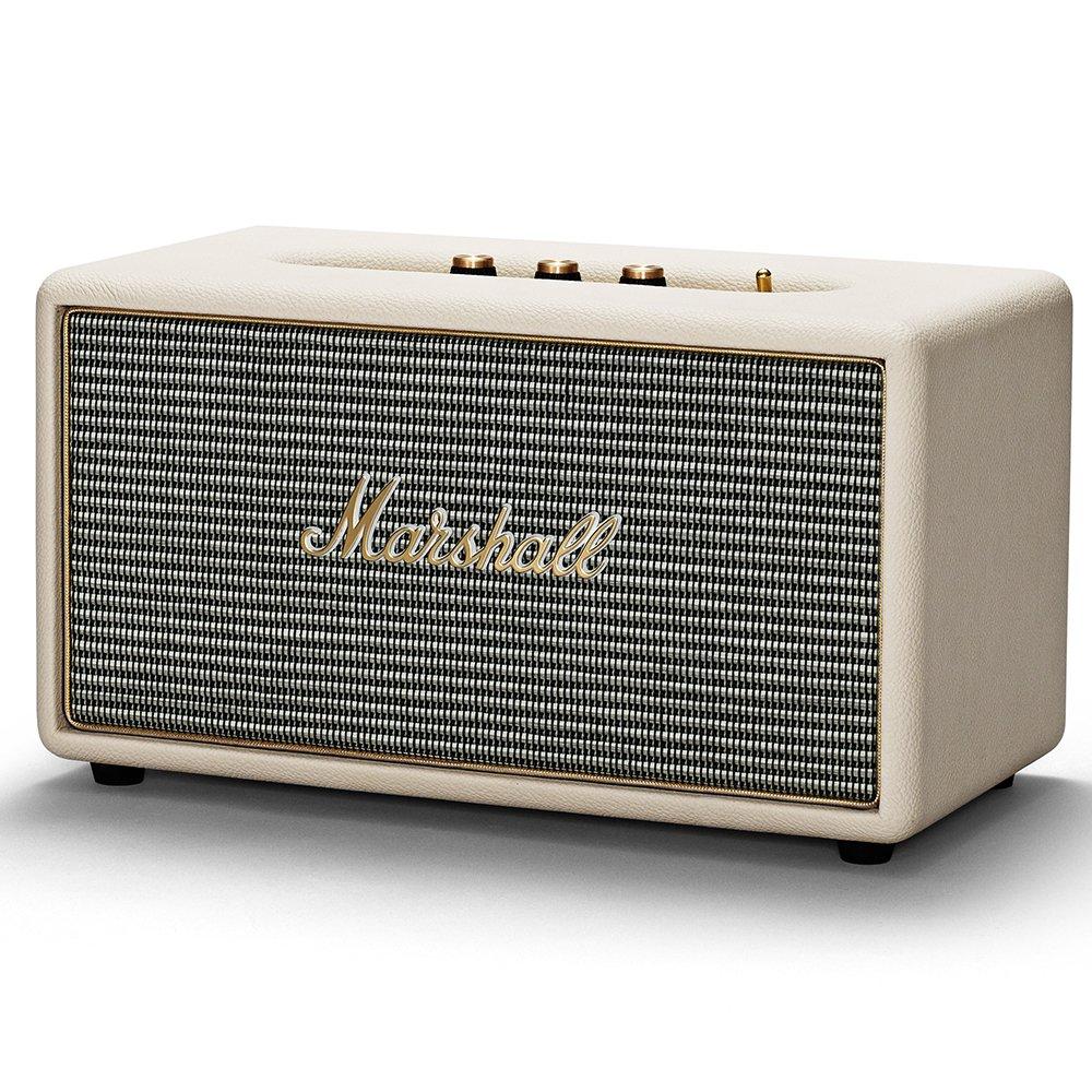 Marshall Stanmore Bluetooth Altavoz Compacto - Crema (UK)