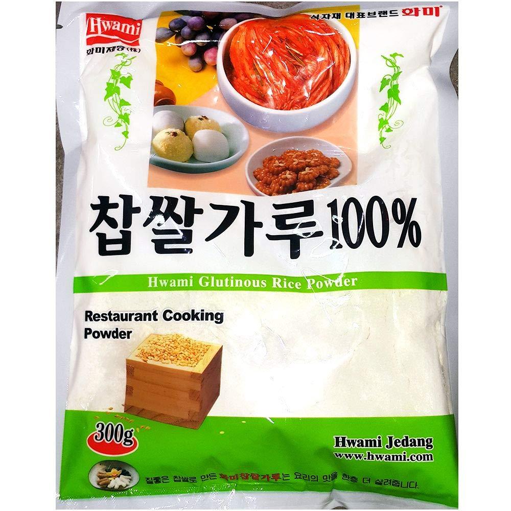 Hwami Glutinous Rice Sweet Rice Powder 300g (Pack of 5)