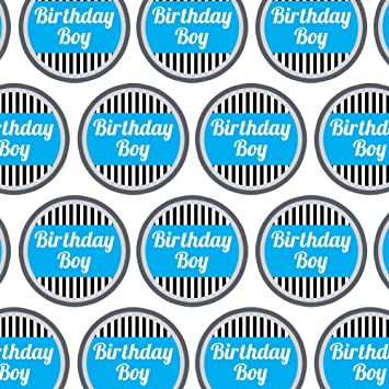 Amazon Premium Gift Wrap Wrapping Paper Roll Birthday Party