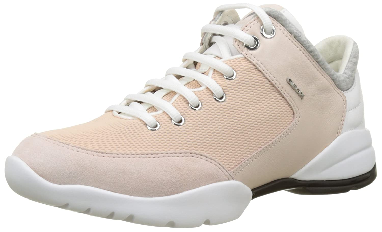 Geox D Sfinge a, Zapatillas para Mujer 36 EU|Rosa (Lt Pinkc8010)