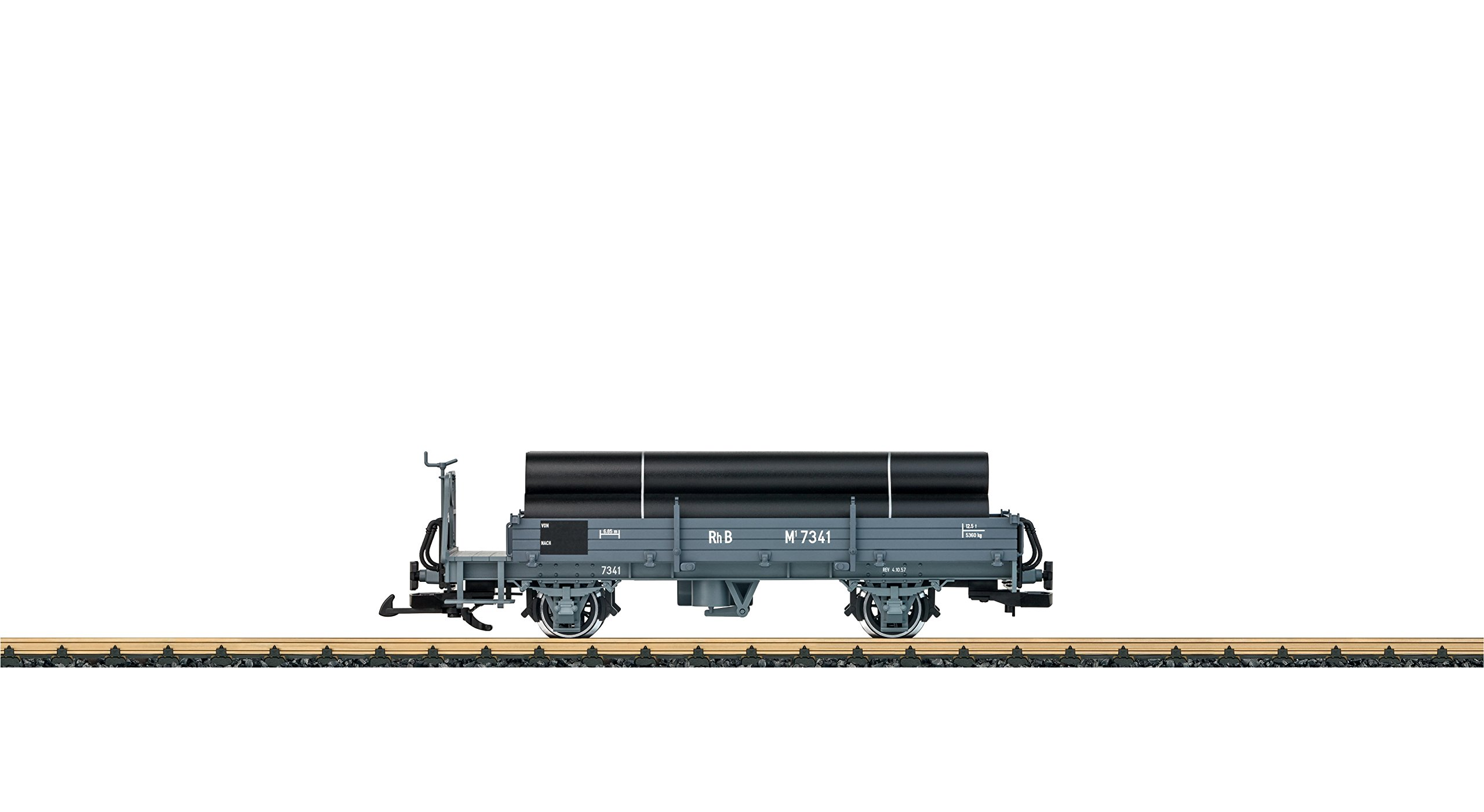 Märklin L40092LGB Low Shelf Trolley RhB Vehicles