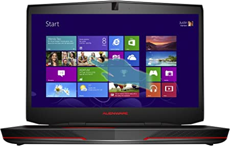 Amazon.com: Alienware 17 ANW17-7493SLV 17.3-Inch Gaming Laptop [Discontinued By Manufacturer]: Electronics