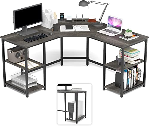 Elephance Large L-Shaped Desk