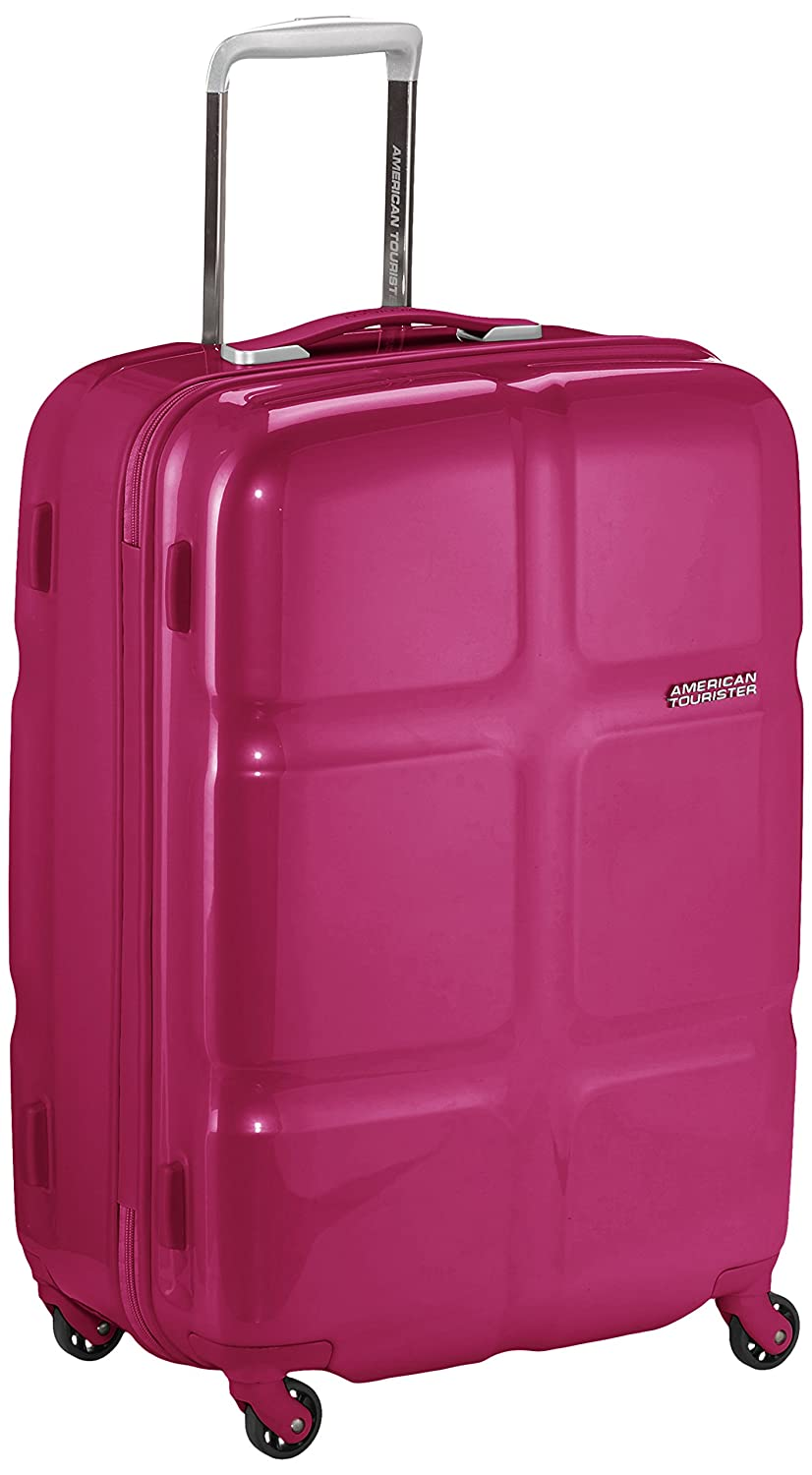 American Tourister Supersize Spinner 68/25 Maletas y trolleys, 68 cm, 74 L, Rosa (Rosa): Amazon.es: Equipaje