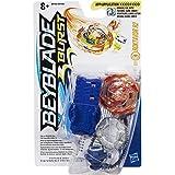 Hasbro Beyblade-B9489ES0 Trottola Roktavor R2 (Starter Pack con Lanciatore), B9489ES0