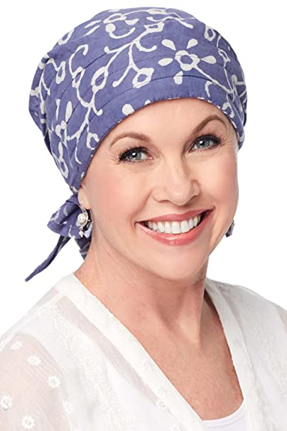 Headcovers Unlimited Padded Carol Chemo Scarves for Women with Cancer df9736772f2