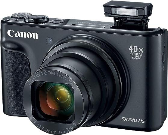 The Imaging World SX740 BK K2 product image 4