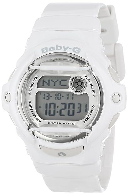 5419e7a034 Casio Baby G Gloss White Jelly Watch