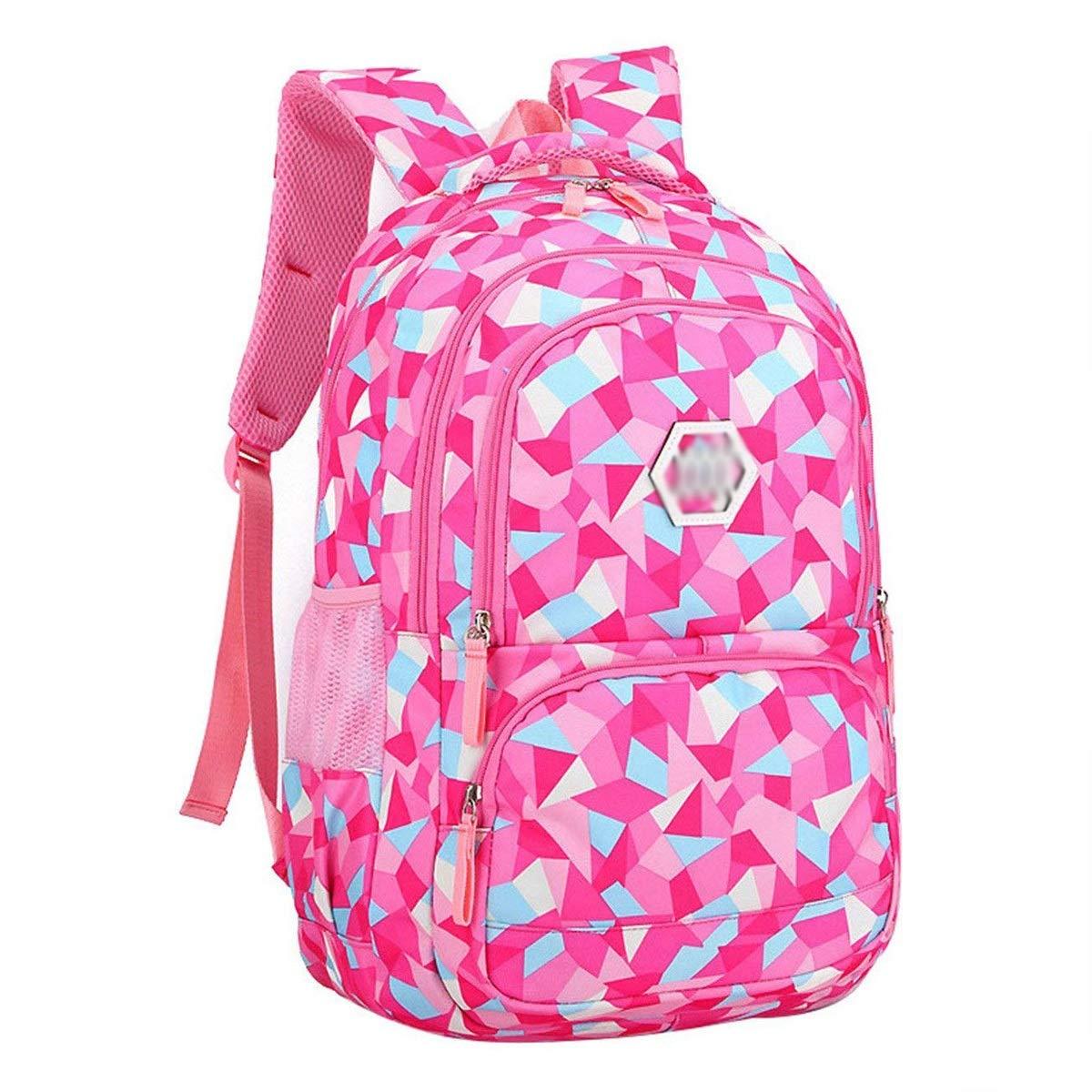XHHWZB Wasserdichte Schulrucksack für Mädchen Middle School Cute Bookbag Daypack Daypack Daypack für Frauen Rhombus B07G8839VF | Ruf zuerst  7ccef3