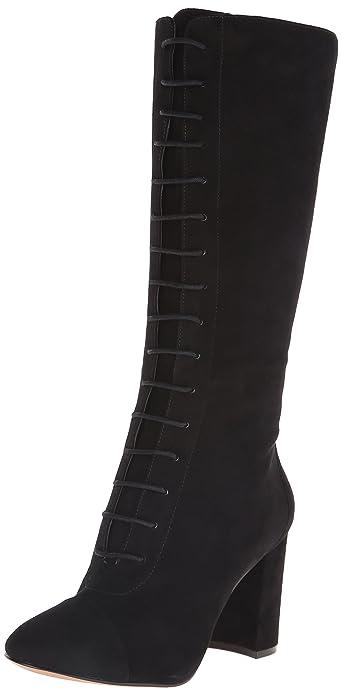 Women's Waterfall Suede Dress Boot